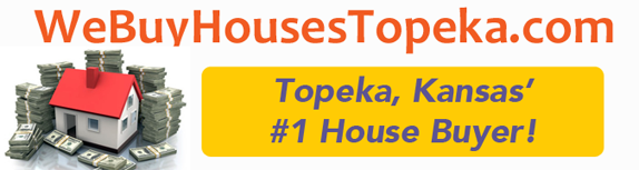 We Buy Houses In Topeka, Kansas Logo